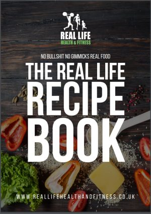 The Real Life Recipe Books