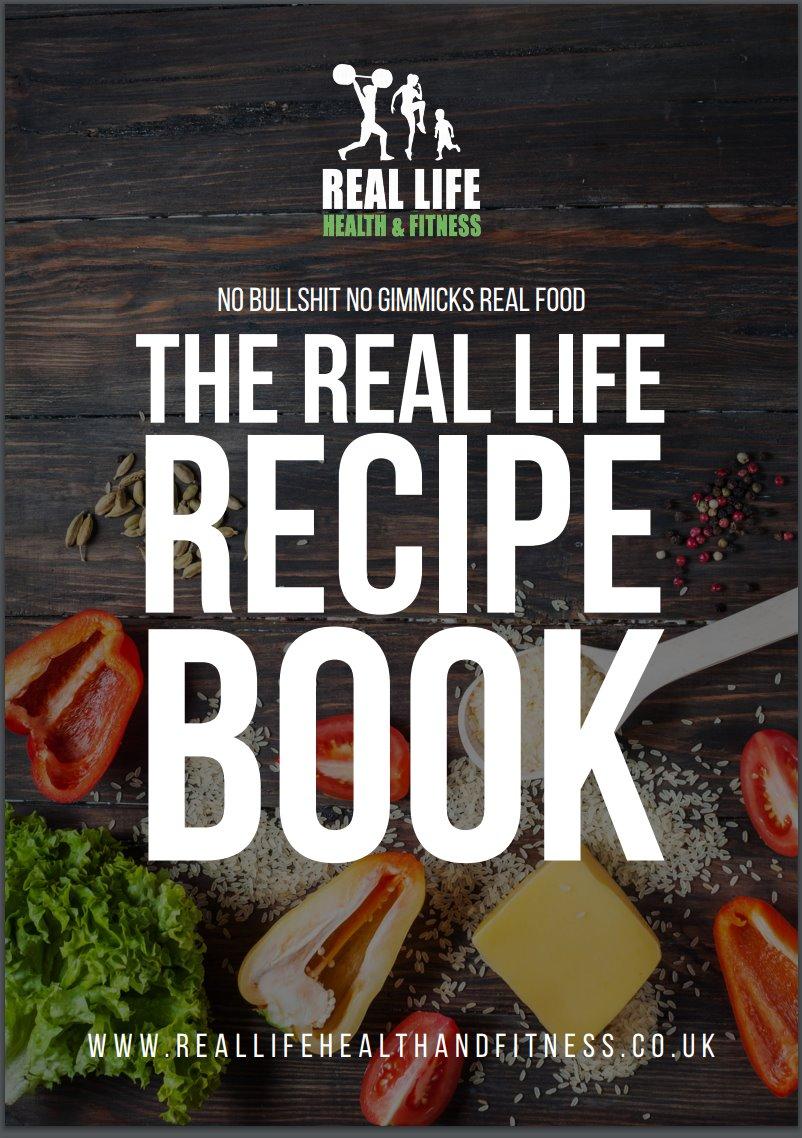 The Real Life Recipe Books